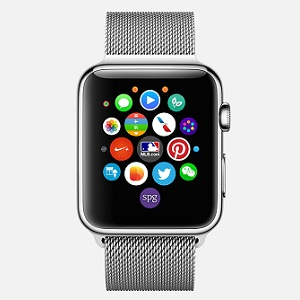 Apple Watch アプリを iPhone6 で起動してみた