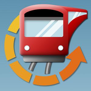iOSアプリ「駅.Locky」