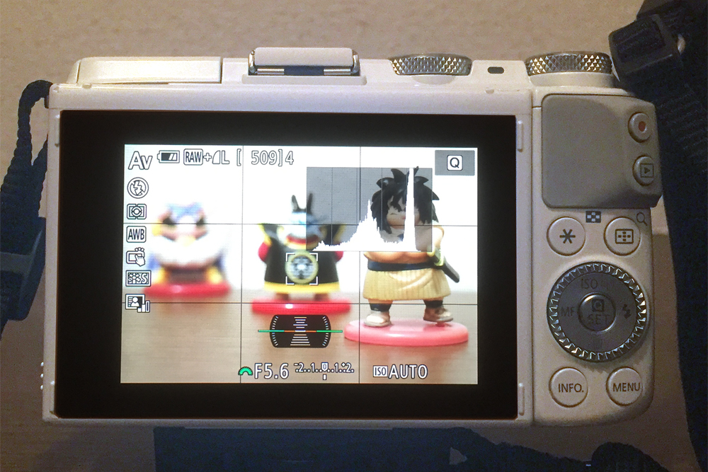 【Canon EOS M3】タッチシャッター機能がすごく便利なお話