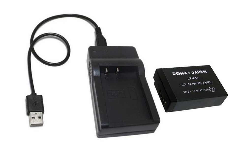 Canon LP-E17 の互換バッテリーがロワジャパンより発売 #キヤノン #EOSM3