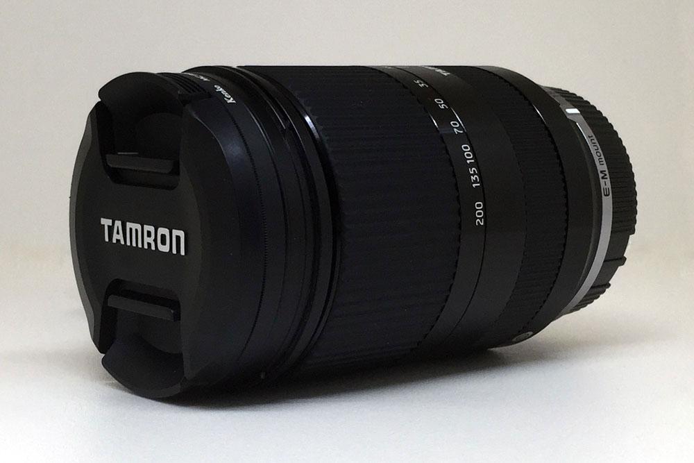 TAMRON 18-200mm F/3.5-6.3 Di III VC (Model B011) EOS Mマウント用高倍率ズームレンズを買いました。
