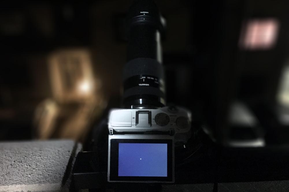 Canon EOS M3とTAMRON Model B011で火星を撮影してみた。 #SuperMars #スーパーマーズ
