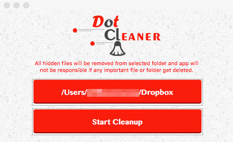 StartCleanup