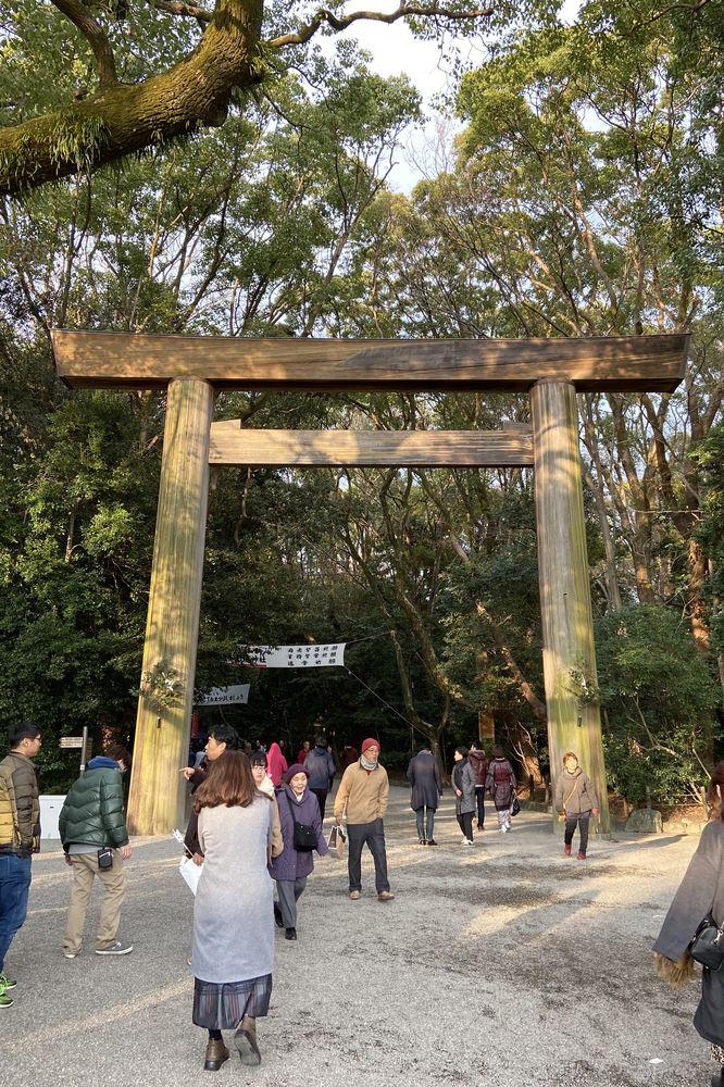 熱田神宮正門